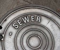 Sewer Drain