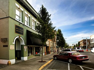 Historic Downtown Oregon City